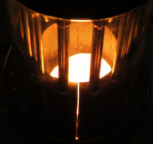 Arcast Ind 100 Cold Crucible Induction Furnace in use